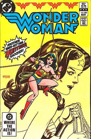 Wonder Woman #303