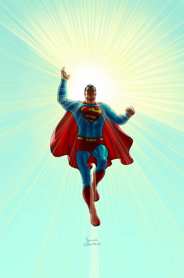 Absolute All-Star Superman HC
