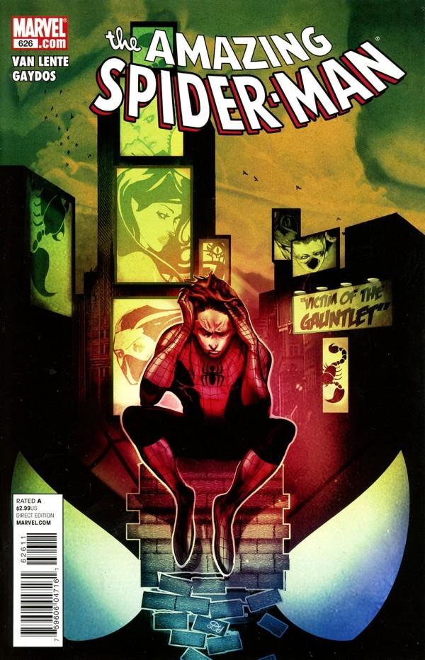 The Amazing Spider-Man #626