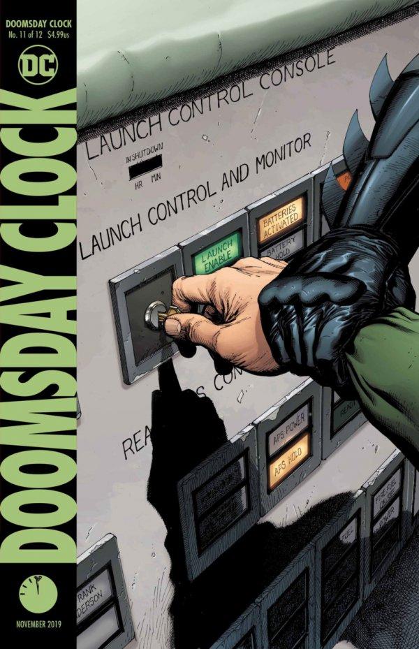 Doomsday Clock 11 Reviews