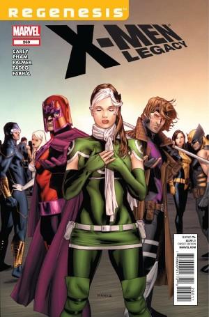X-Men: Legacy #260