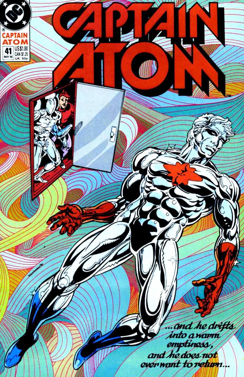 Captain Atom #41