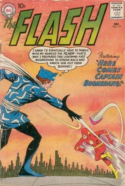 The Flash #117