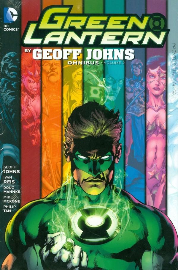 Green Lantern By Geoff Johns Omnibus Vol. 2 HC