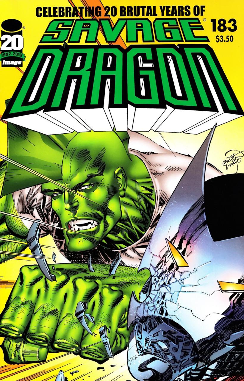 Savage Dragon #183