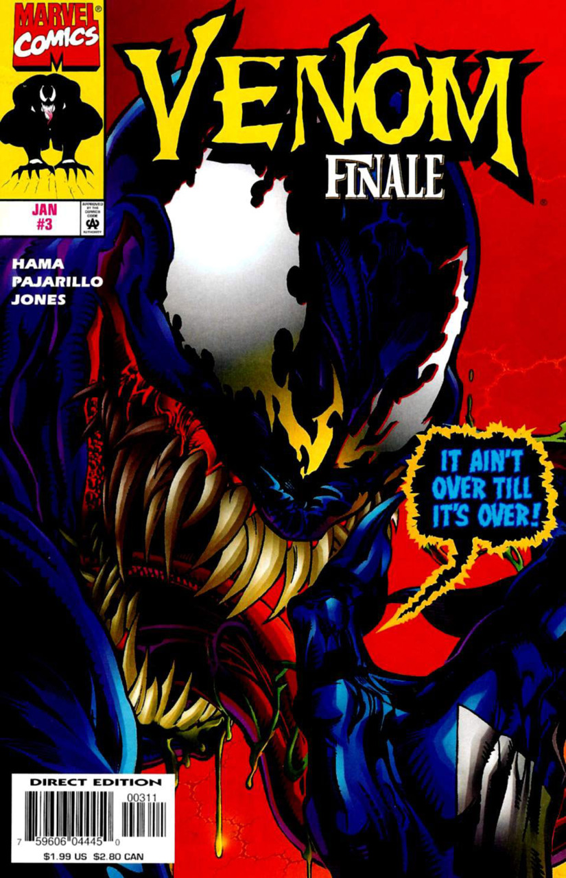 Venom: The Finale #3