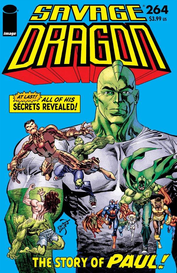 Savage Dragon #264