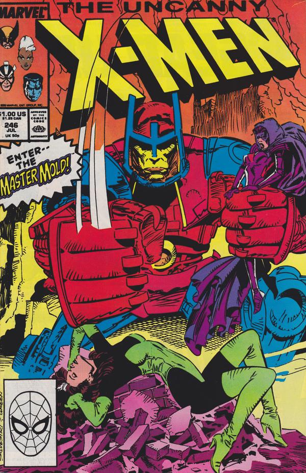 Uncanny X-Men #246