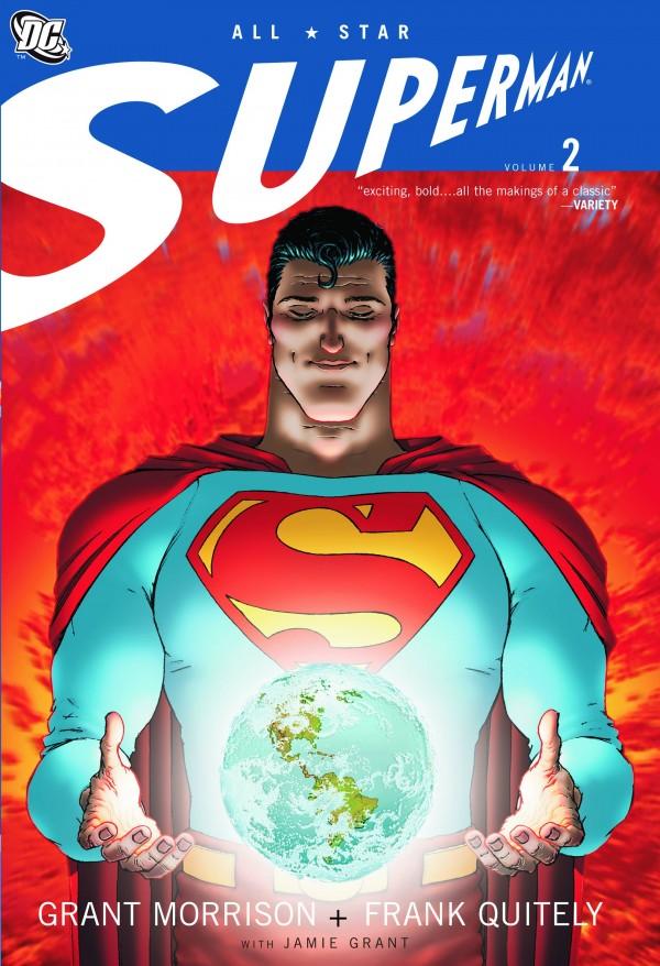 All-Star Superman Vol. 2 HC