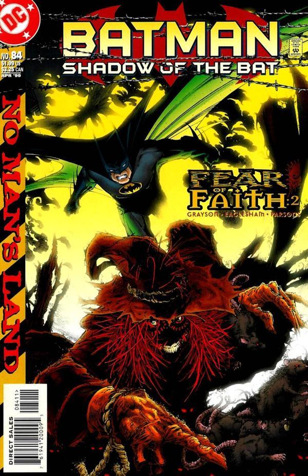 Batman: Shadow of the Bat #84