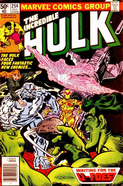 The Incredible Hulk #254