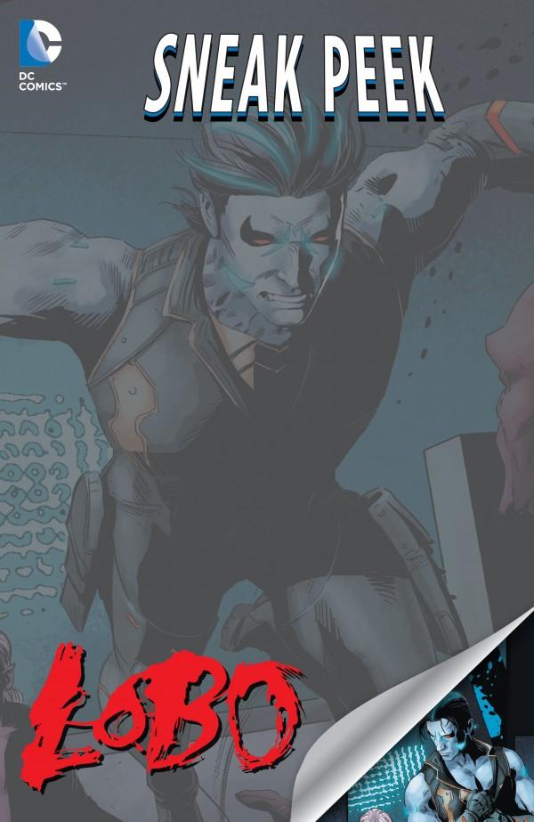 Lobo: DC Sneak Peek