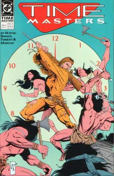 Time Masters #4