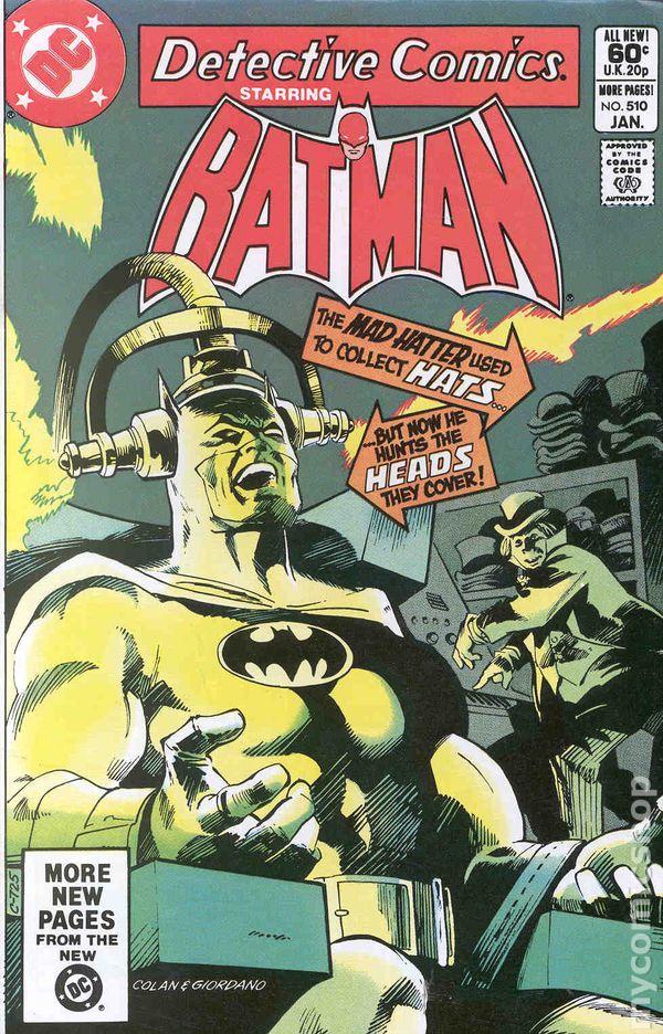 Detective Comics #510