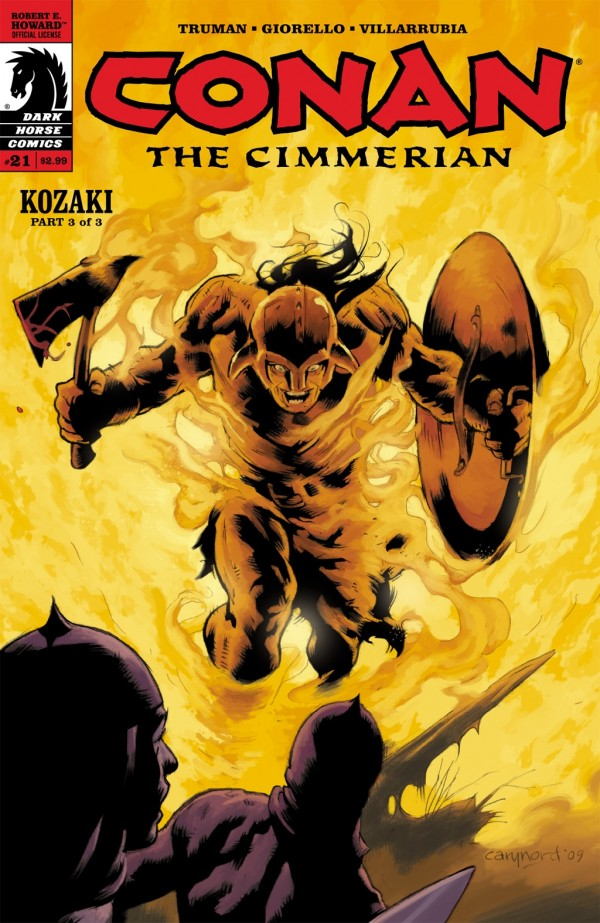 Conan the Cimmerian #21