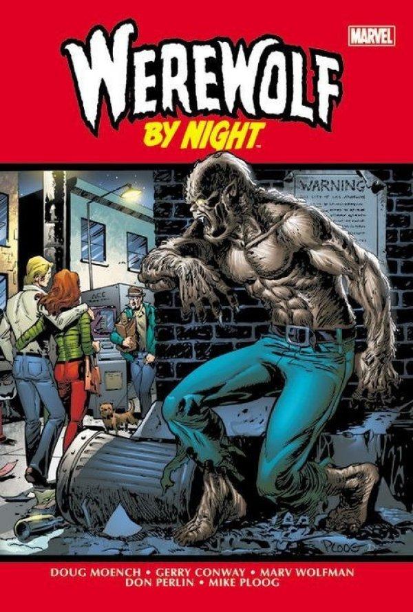 Werewolf By Night Omnibus HC