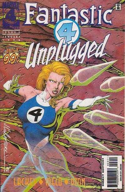 Fantastic Four Unplugged #3