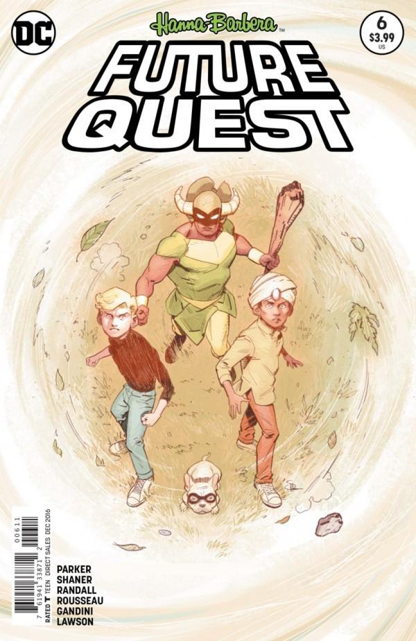 Future Quest #6