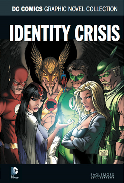 DC Comics Graphic Novel Collection Special 5 Identity Crisis