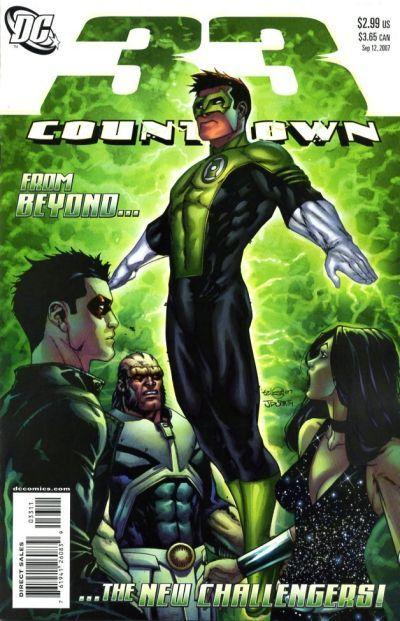 Countdown to Final Crisis #33
