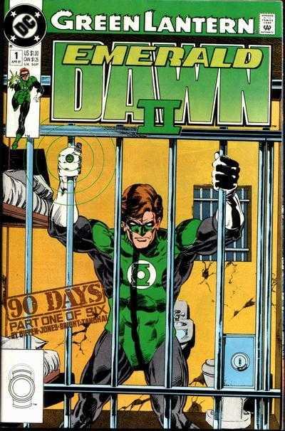Green Lantern: Emerald Dawn II #1