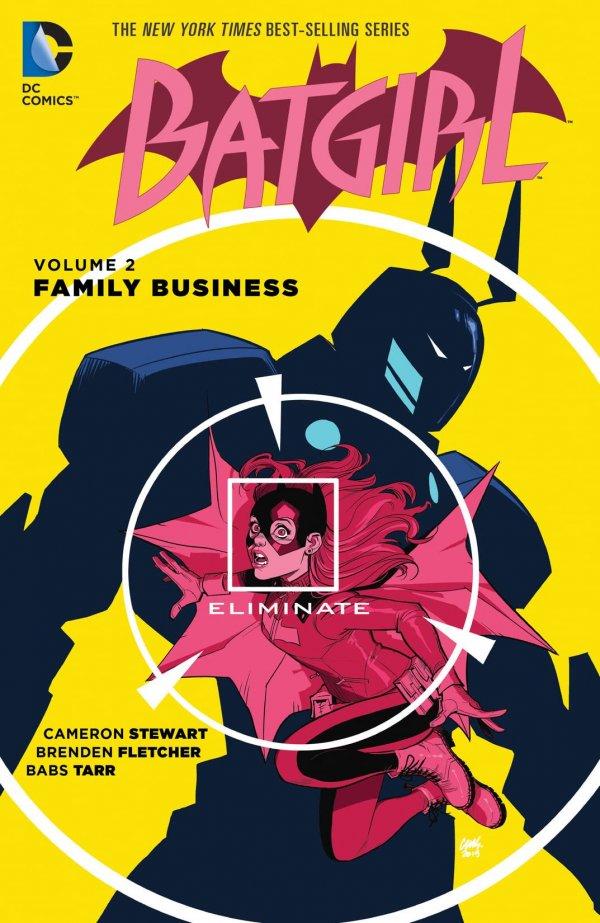 Batgirl Vol. 2: Family Business TP