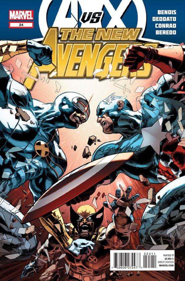 The New Avengers #24