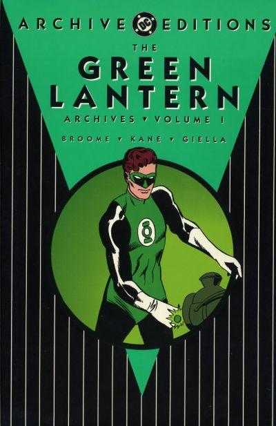 Green Lantern Archives Vol. 1 HC