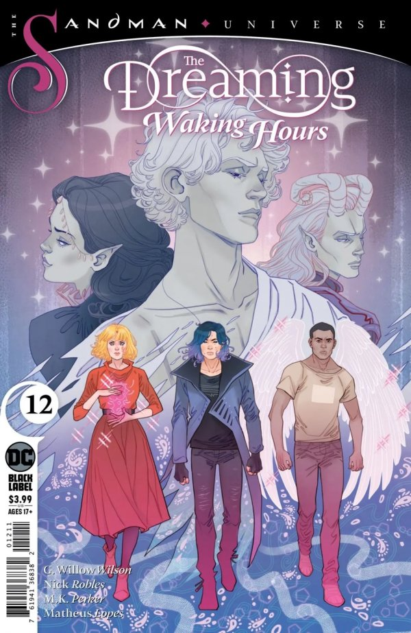 The Dreaming: Waking Hours #12