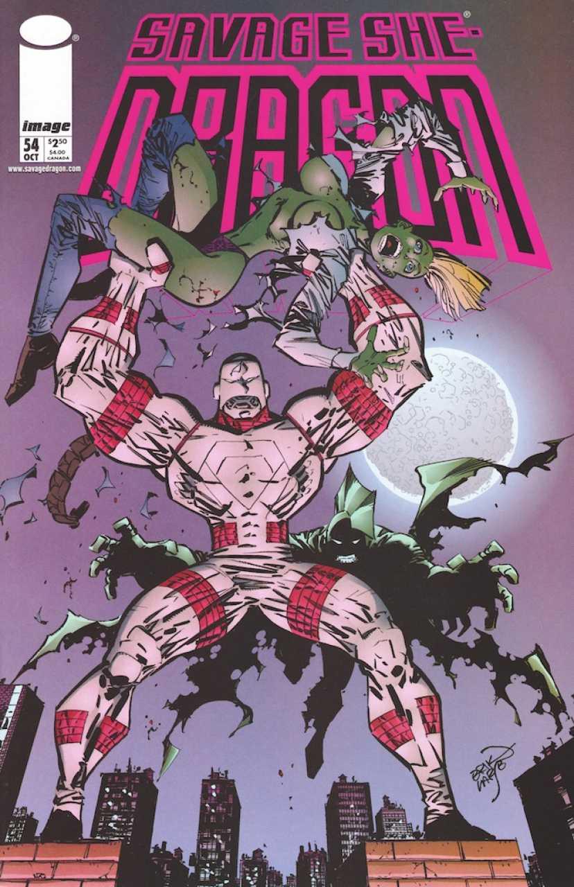 Savage Dragon #54