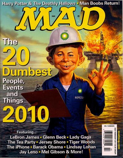 Mad Magazine #507