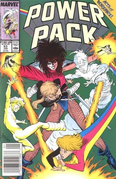 Power Pack #53
