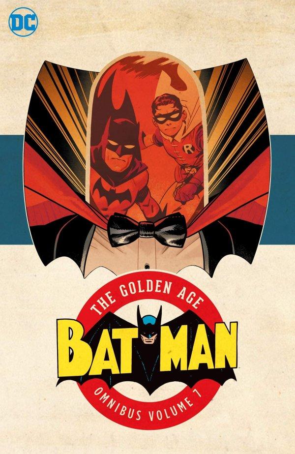 Batman: The Golden Age Omnibus Vol. 7 HC