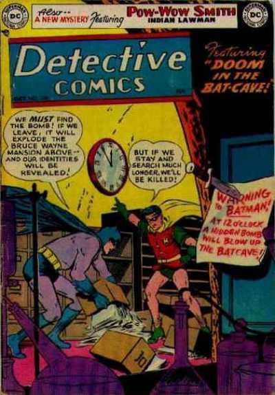 Detective Comics #188