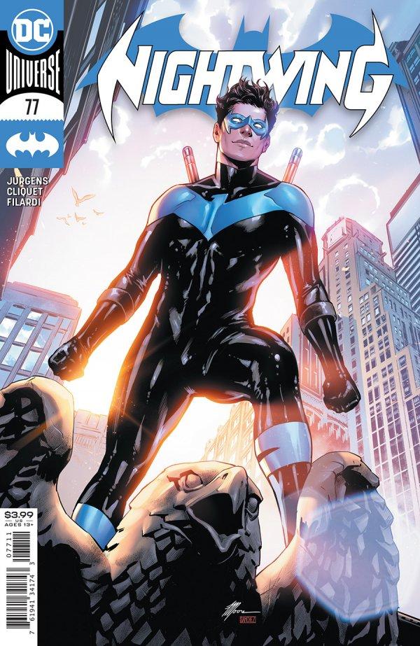 Nightwing #77