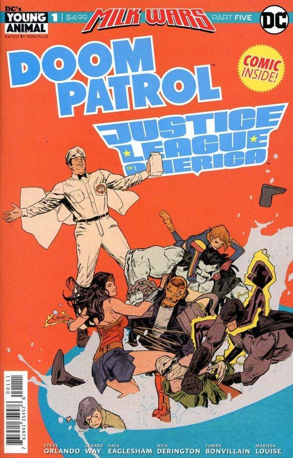 Doom Patrol / JLA Special #1