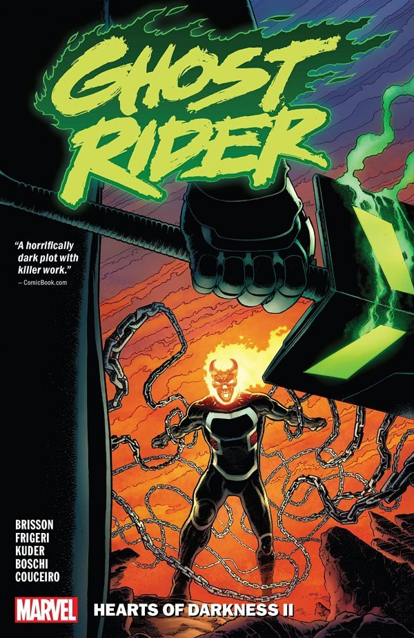 Ghost Rider Vol. 2: Hearts of Darkness II TP