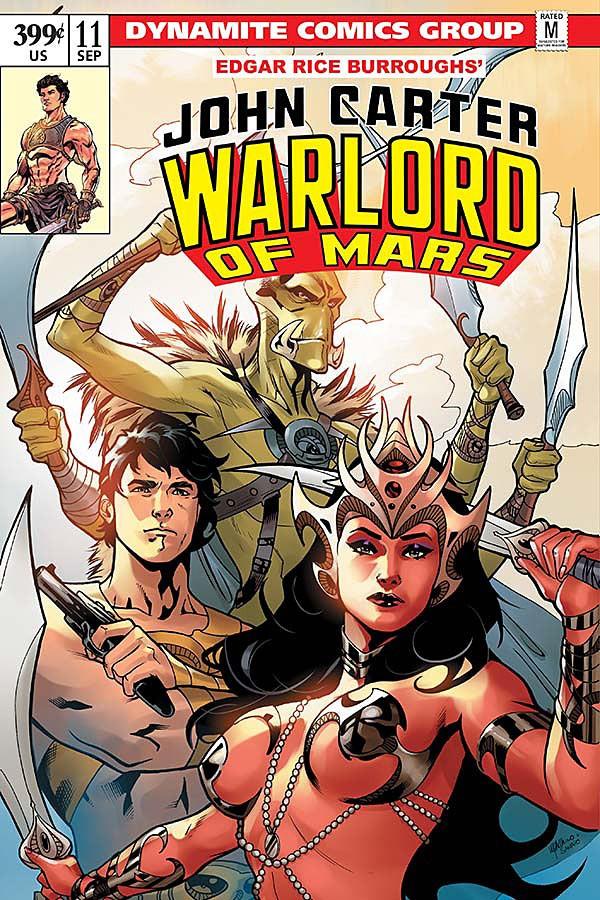 John Carter: Warlord of Mars #11