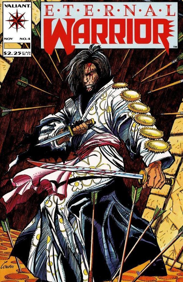 Eternal Warrior #4