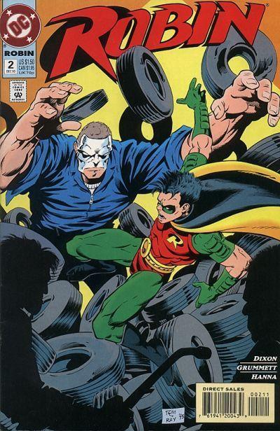 Robin #2