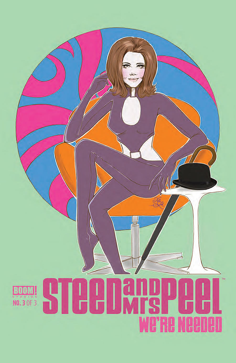Steed and Mrs. Peel: We're Needed #3