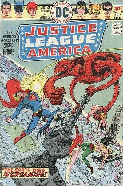 Justice League of America #129