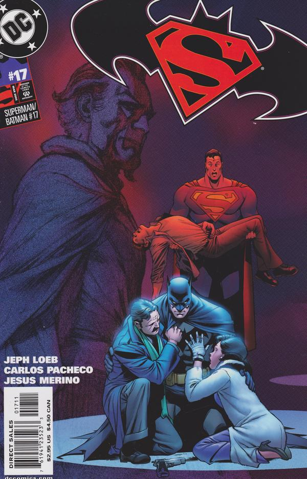 Superman / Batman #17