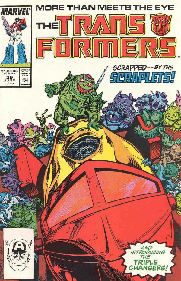 The Transformers #29