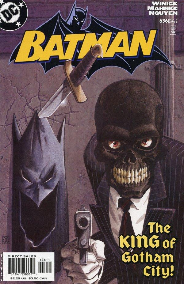 Batman #636
