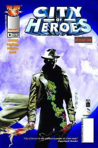 City of Heroes #8