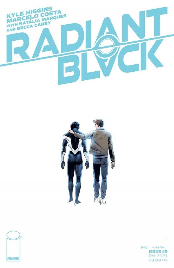 Radiant Black #9