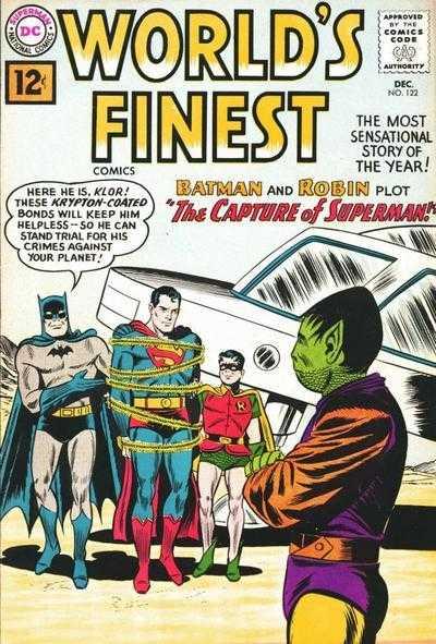 World's Finest Comics #122
