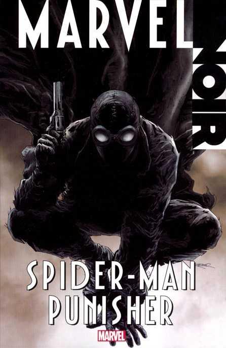 Marvel Noir: Spider-Man / Punisher TP