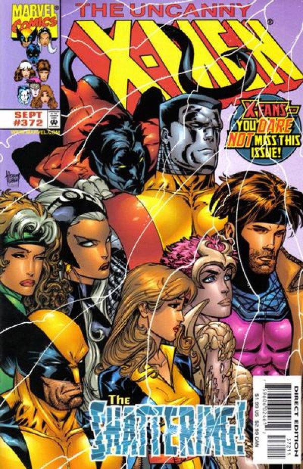 Uncanny X-Men #372